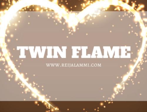 TWINFLAME – Elämän johdateltavissa