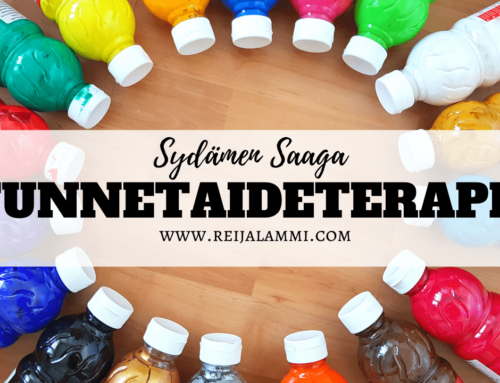 TUNNETAIDETERAPIA – Workshop